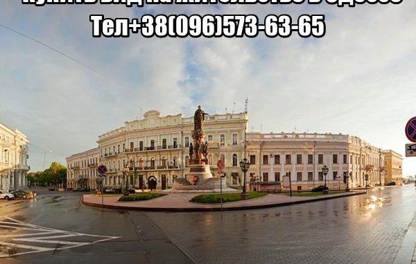 Купить вид на жительство в Одессе