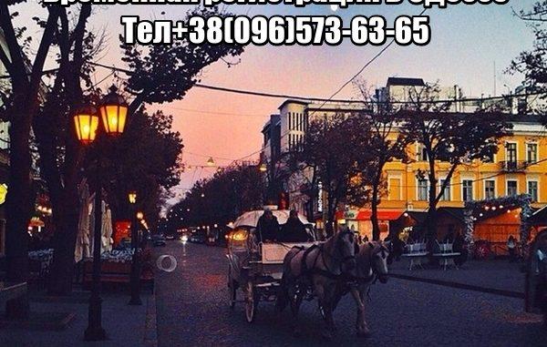 Временная регистрация в Одессе