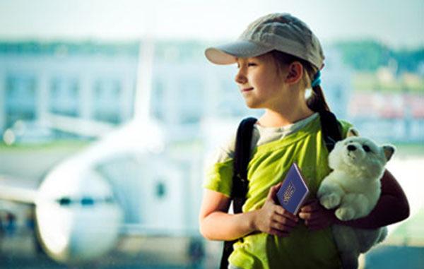 Дитячий загранпаспорт Одеса
