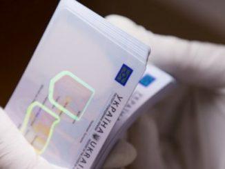 Id паспорт Одеса Київський район